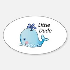 Little Dude Stickers