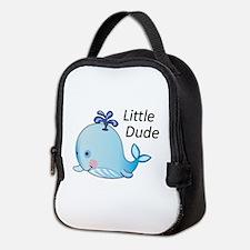 Little Dude Neoprene Lunch Bag