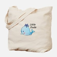Little Dude Tote Bag