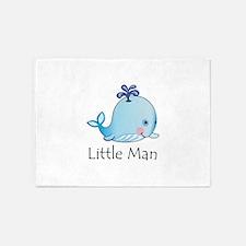 Little Man 5'x7'Area Rug