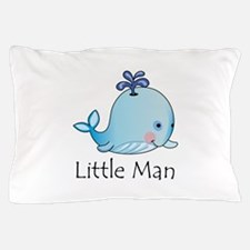 Little Man Pillow Case