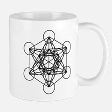 Metatron Cube Mug