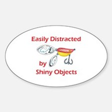 SHINY OBJECTS Decal