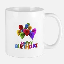 Happy Birthday-50 Mugs