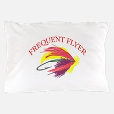 FREQUENT FLYER Pillow Case