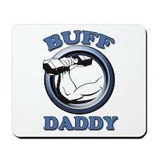 Buff Daddy-Design 2 Mousepad