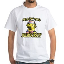 Shirt Yellow Dog Democrat