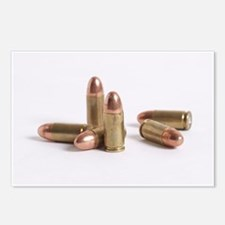 bullets Postcards (Package of 8)