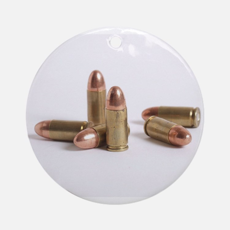 bullets Ornament (Round)