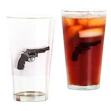 revolver Drinking Glass