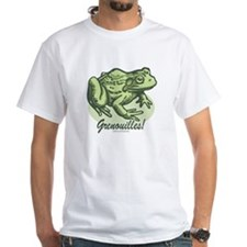 Love the Frog French White T-shirt 3