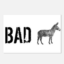 Bad Ass Postcards (Package of 8)