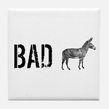 Bad Ass Tile Coaster
