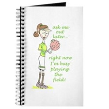 Playing In The Feild Journal