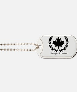 Unique Canadian army Dog Tags