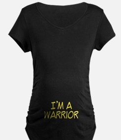 I'm A Warrior [Yellow] T-Shirt