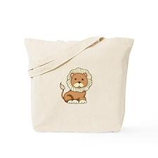 NOAHS LION Tote Bag