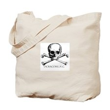 Cute Blackbeard pirate Tote Bag