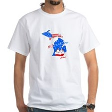 MI-DARlings (Arlene) White T-shirt