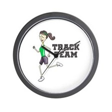 Track Team Wall Clock