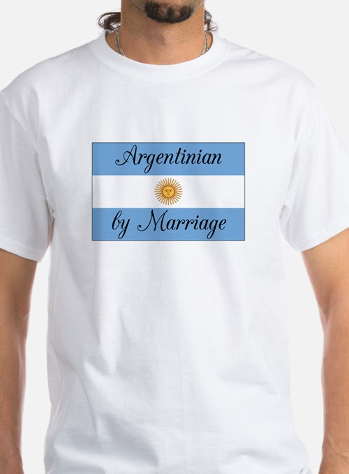 Argentinian by Marriage Shirt