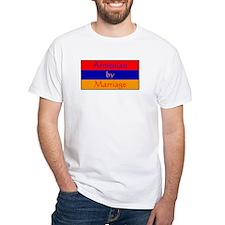 Armenian by Marriage White T-shirt