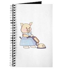 VACUUMING PIG Journal