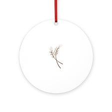 WHEAT STALKS Ornament (Round)
