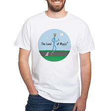Bartok Baton Moderato White T-shirt