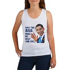 Cute Big obama Women's Tank Top