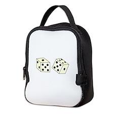 DICE Neoprene Lunch Bag