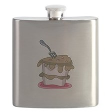 CHOCOLATE CAKE Flask