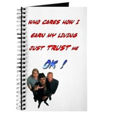 Trust Me! Journal