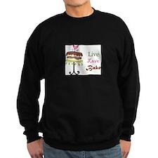 LIVE LOVE BAKE Sweatshirt