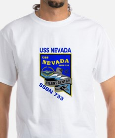 USS Nevada SSBN 733 Shirt