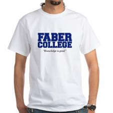 Faber College White T-shirt