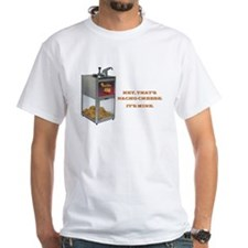NACHO CHEESE - White T-shirt