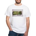Pee-Odorant White Asparagus T-shirt