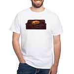Couch Potato T-shirt White