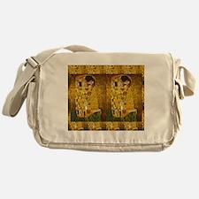 Klimt Kiss 2 Messenger Bag