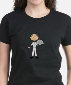 FOOD SERVICE STICK FIGURE T-Shirt