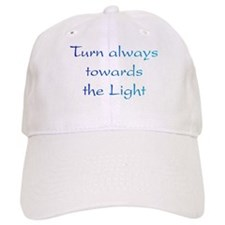 Turn Towards Light Baseball Cap