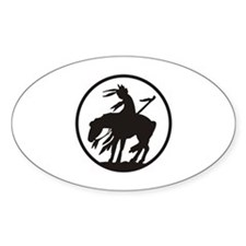 AMERICAN INDIAN OPEN Decal