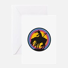 AMERICAN INDIAN Greeting Cards