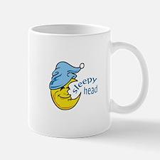 SLEEPY HEAD Mugs