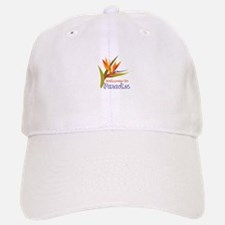 WELCOME TO PARADISE Baseball Cap