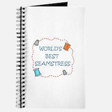 World's Best Seamstress Journal