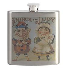 Cute Punch Flask