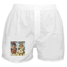 Punch and Judy Boxer Shorts