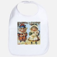 Punch and Judy Bib